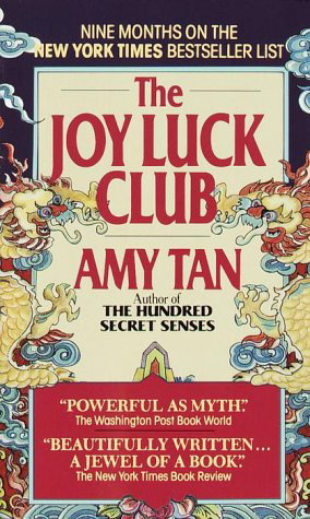 An analysis of the chinese american families in the joy luck club by amy tan
