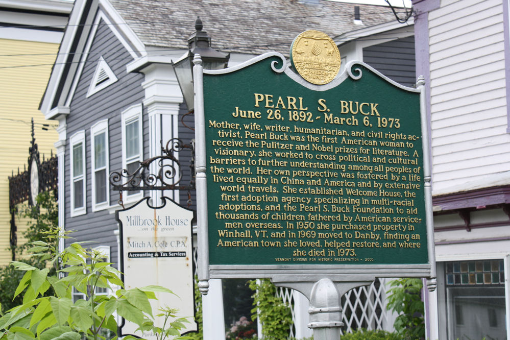 Peal S. Buck left her mark in quaint Danby, VT